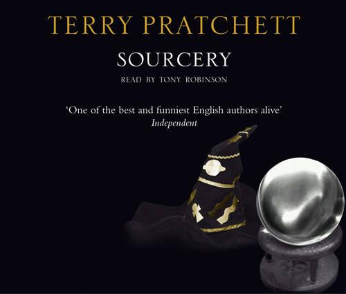 Sourcery: (Discworld Novel 5) - Discworld Novels (CD-Audio)