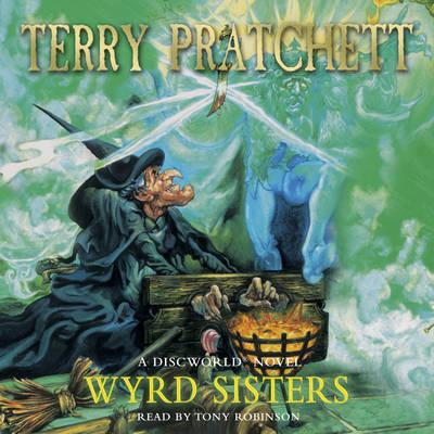 Wyrd Sisters: (Discworld Novel 6) - Discworld Novels (CD-Audio)