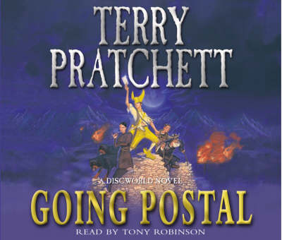 Going Postal (CD-Audio)
