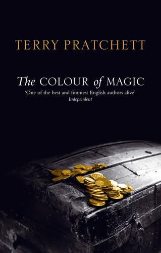 The Colour Of Magic: (Discworld Novel 1) - Discworld Novels (Paperback)