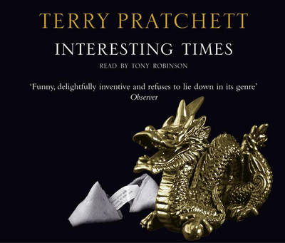 Interesting Times: (Discworld Novel 17) - Discworld Novels (CD-Audio)