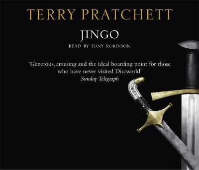Jingo: (Discworld Novel 21) - Discworld Novels (CD-Audio)