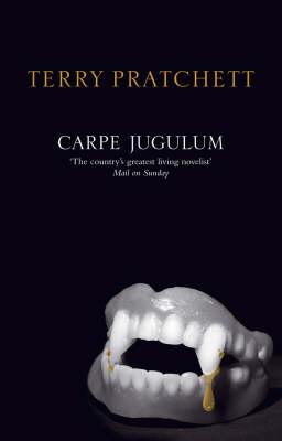 Carpe Jugulum: (Discworld Novel 23) - Discworld Novels (Paperback)