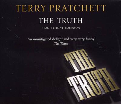 The Truth: (Discworld Novel 25) - Discworld Novels (CD-Audio)
