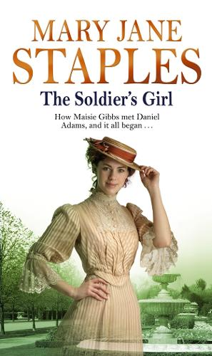 The Soldier's Girl - The Adams Family (Paperback)