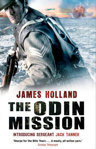 The Odin Mission: A Jack Tanner Adventure - Jack Tanner (Paperback)