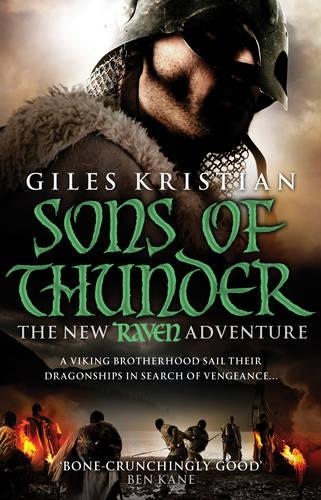 Raven 2: Sons of Thunder - Raven (Paperback)