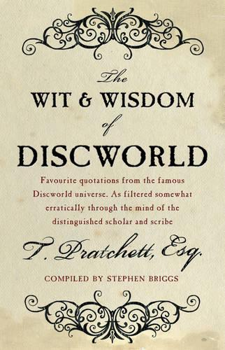 The Wit And Wisdom Of Discworld (Paperback)