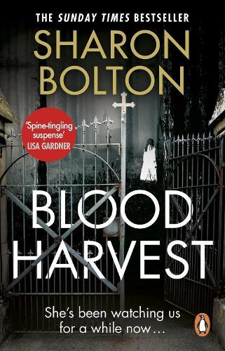 Blood Harvest (Paperback)