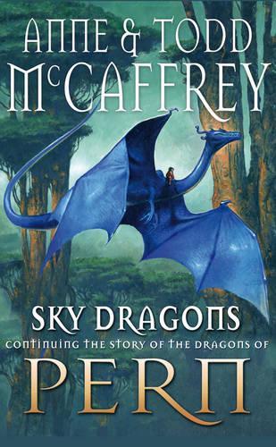 Sky Dragons - The Dragon Books (Paperback)