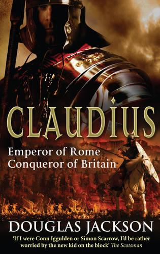 Claudius: Historical Fiction (Paperback)