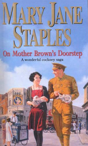 On Mother Brown's Doorstep - The Adams Family (Paperback)