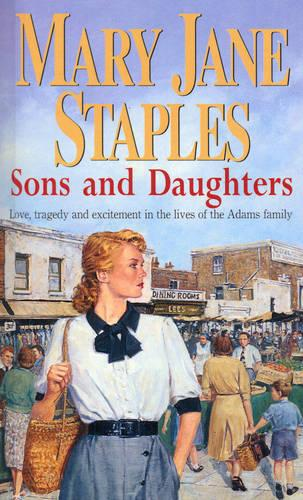 Sons And Daughters - The Adams Family (Paperback)