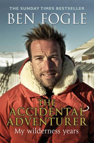Cover of the book, The Accidental Adventurer.