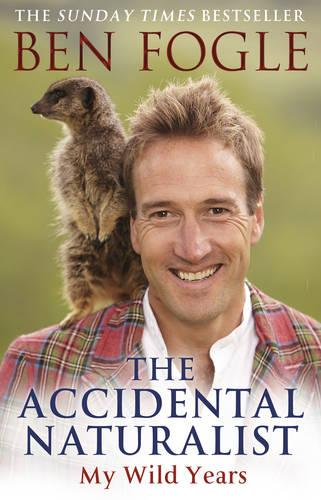 Cover of the book, The Accidental Naturalist.