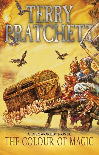 The Colour Of Magic - Discworld Novels (Paperback)
