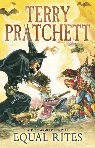 Equal Rites - Discworld Novels (Paperback)