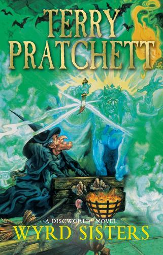 Wyrd Sisters - Discworld Novels (Paperback)
