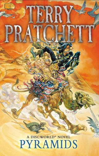 Pyramids - Discworld Novels (Paperback)