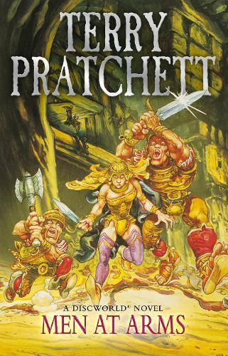 Men At Arms - Discworld Novels (Paperback)