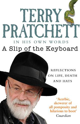A Slip of the Keyboard: Collected Non-fiction (Paperback)