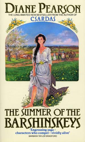 The Summer Of The Barshinskeys (Paperback)