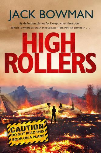 High Rollers: Aviation Thriller (Paperback)