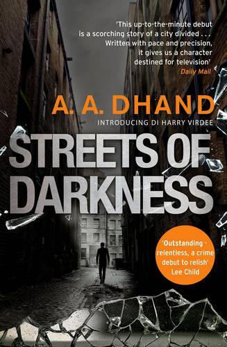 Streets of Darkness - D.I. Harry Virdee (Paperback)