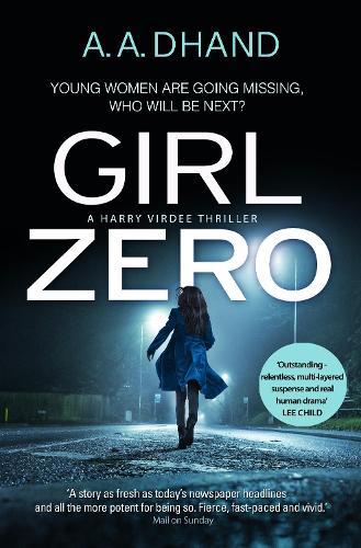 Girl Zero - D.I. Harry Virdee (Paperback)