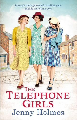 The Telephone Girls (Paperback)