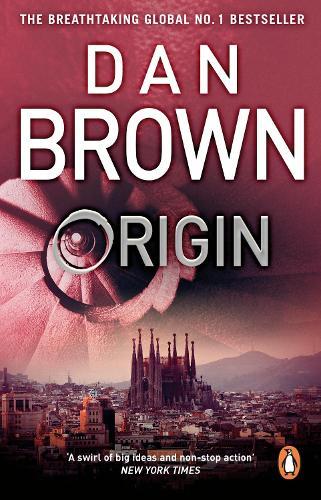 Origin: (Robert Langdon Book 5) - Robert Langdon (Paperback)