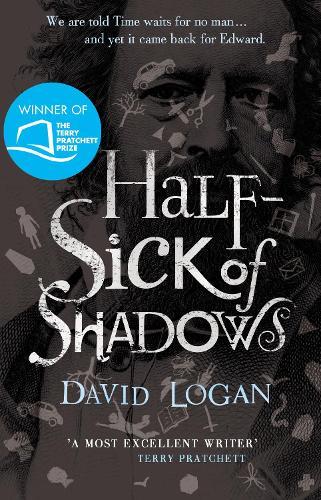 Half-Sick Of Shadows (Paperback)