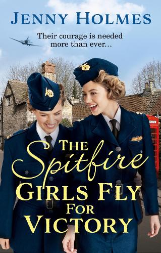 The Spitfire Girls Fly for Victory (Paperback)