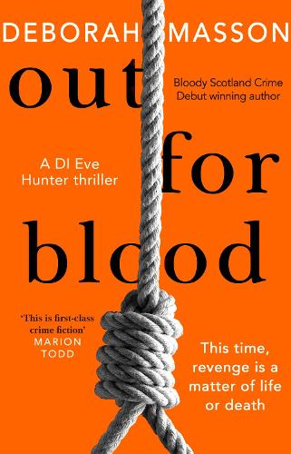 Out For Blood - DI Eve Hunter (Paperback)