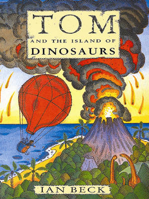 Tom and the Island of Dinosaurs (Paperback)