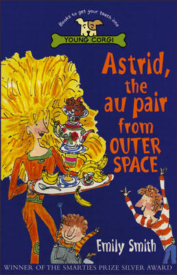 Astrid, the Au Pair from Outer Space (Paperback)