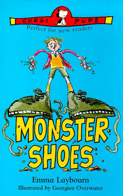 Monster Shoes (Paperback)