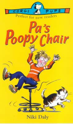 Pa's Poopy Chair - Corgi pups (Paperback)