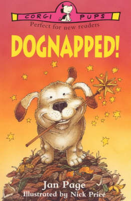 Dognapped! (Paperback)
