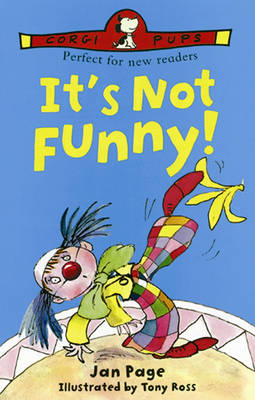 It's Not Funny (Paperback)
