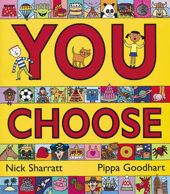 You Choose! (Paperback)
