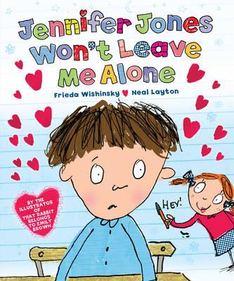 Jennifer Jones Won't Leave Me Alone (Paperback)