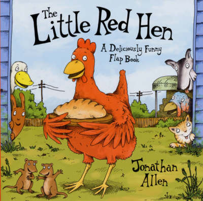 Little Red Hen (Paperback)