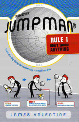 Jumpman Rule One: Don't Touch Anything (Paperback)