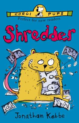 Shredder (Paperback)