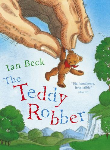 The Teddy Robber (Paperback)