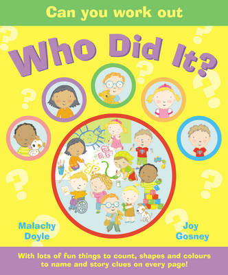 Who Did It? (Paperback)