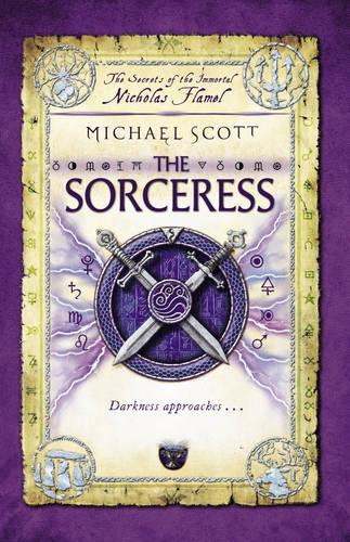 The Sorceress: Book 3 - The Secrets of the Immortal Nicholas Flamel (Paperback)