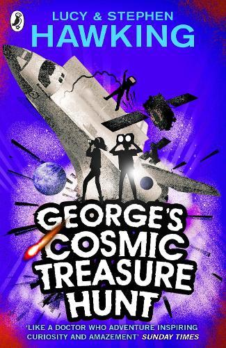 George's Cosmic Treasure Hunt - George's Secret Key to the Universe (Paperback)