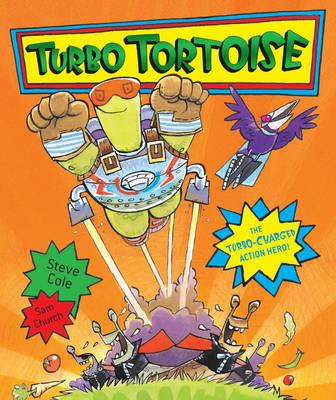 Turbo Tortoise (Paperback)